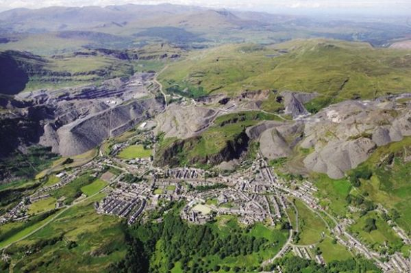 north wales landscape and communities