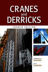 Cranes And Derricks Fourth Edition Ebook By Lawrence K Shapiro