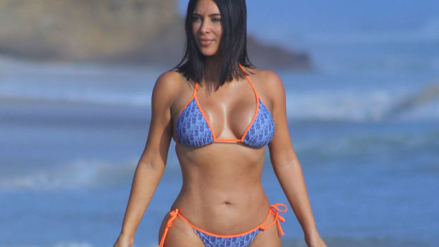 ¡Fuerte polémica! Kim Kardashian destapa uso de drogas con reveladora foto