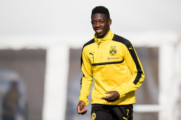 Image result for ousmane dembele s