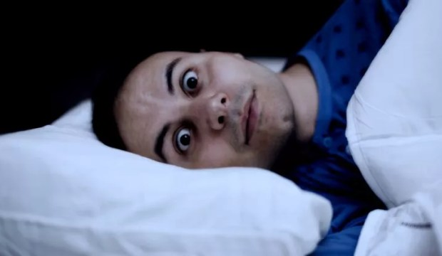 Sleeplessness (insomnia) what would it be? To get to sleep..