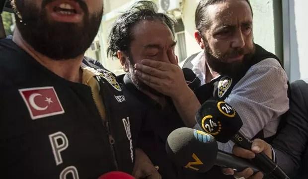 Gözaltına alınan Adnan Oktar'ın tüm suçlarının tam listesi tespit edildi