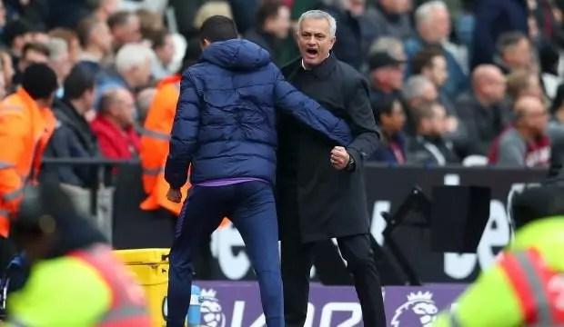 Mourinho'lu Tottenham aylar sonra ilki başardı!