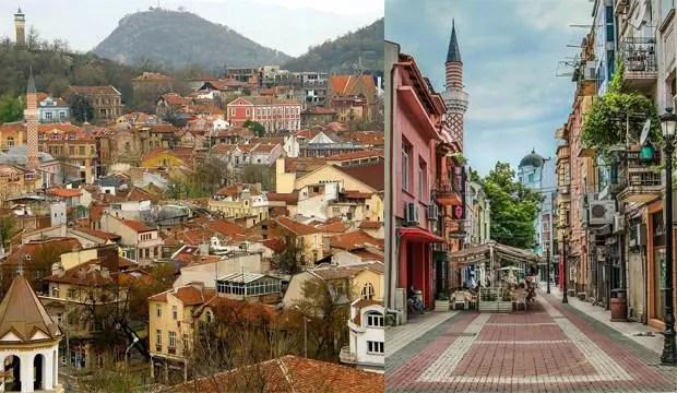 Bulgaristan'nın 2. büyük şehri Plovdiv - Haberler, Kültür-Sanat | BG Haber