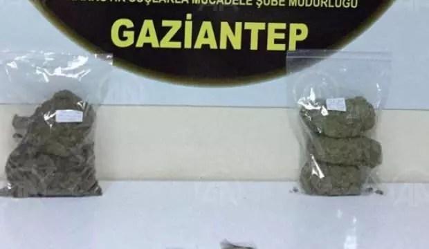 Gaziantep'te uyuşturucu operasyonu: 40 gözaltı 1