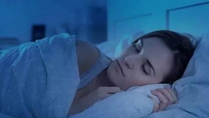 Uykuda terlemenin nedenleri nelerdir?