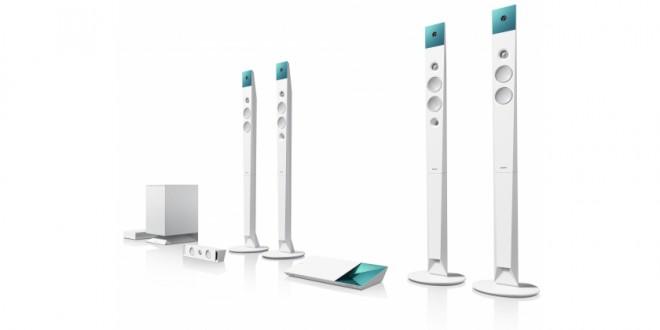 Sony svela i nuovi sistemi home theater con upscaling 4K e