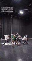【防弹少年团】200201BTS官方INS更新Black Swan练习室小视频合集