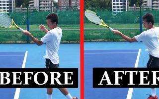 中国台湾区排名赛 双打冠军,教你如何 准确控制球的长短|网球教学|Leon 教网球| LeonTV|双打冠军上集