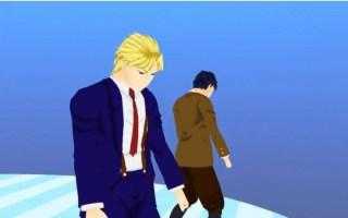 【MMD】逐渐成长的少年帅气的跳舞【JOJO】