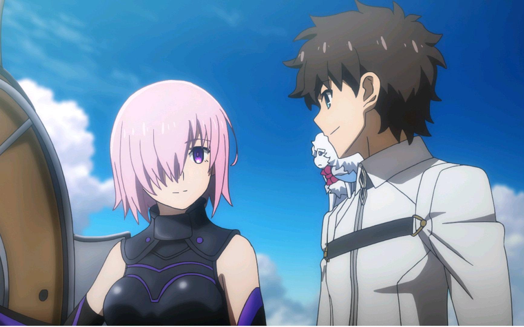 Fate/Grand Order ‐First Order‐:第1話_番劇_bilibili_嗶哩嗶哩