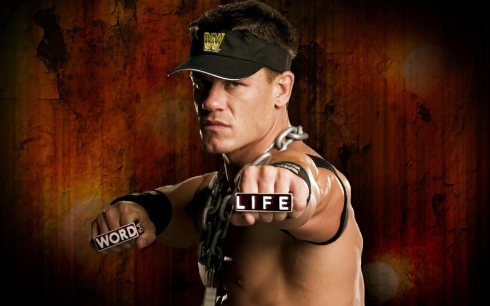 約翰·塞納(John Cena)反派時期出場_嗶哩嗶哩 (゜-゜)つロ 干杯~-bilibili