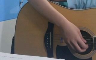 【吉他弹唱】欧若拉——张韶涵