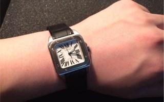 为什么在大多数男性朋友眼里,卡地亚山度士是最时髦的腕表之一?