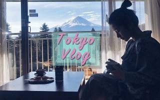 【东京VLOG】富士山温泉 箱根大涌谷 三鹰宫崎骏吉卜力美术馆 小王子美术馆 最完美的东京深度探索