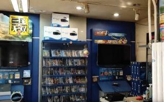 【旧国的骑士/日常】天津南京路/哈密道附近,十年前是有名的电玩一条街,现在受网购影响,电玩店的规模大大萎缩