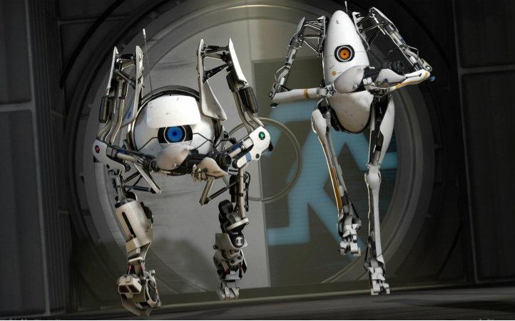 【Portal2】傳送門雙人模式通關實況[已完結]_嗶哩嗶哩 (゜-゜)つロ 干杯~-bilibili