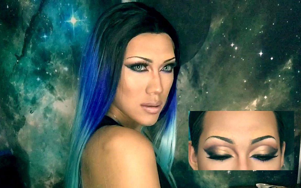 歐美妝容教程的全部相關視頻_bilibili_嗶哩嗶哩彈幕視頻網