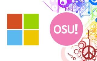 [Windows X Osu!]Rainbow Tylenol