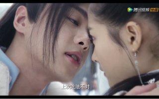 风天逸易茯苓专场丨超清EP2九州天空城丨对手戏剪辑