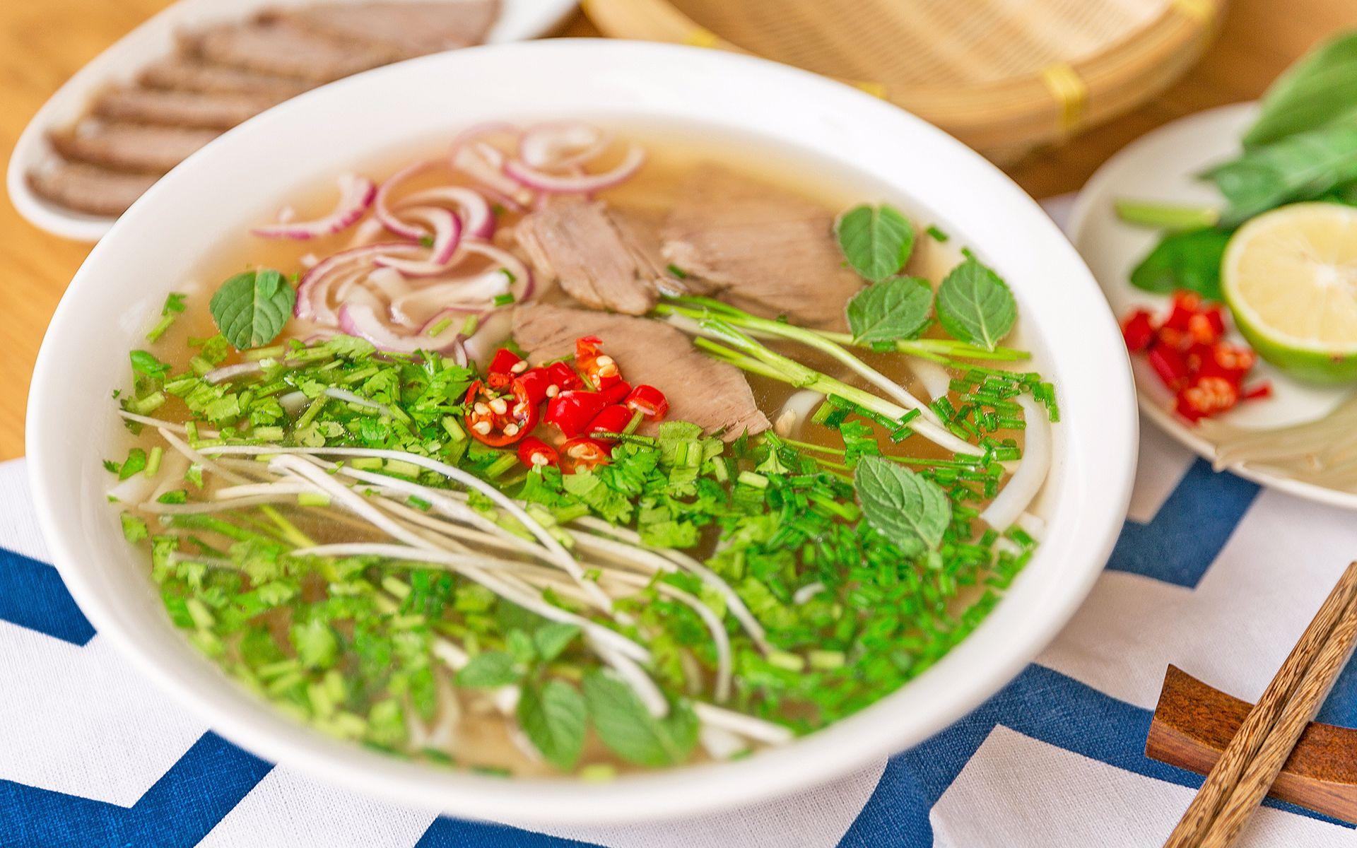 教你做越南牛肉湯河粉PHO丨綿羊料理_美食圈_生活_bilibili_嗶哩嗶哩