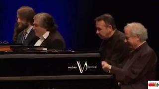 Verbier Festival 2018.07.25 八位钢琴家演奏罗西尼「威廉退尔」序曲
