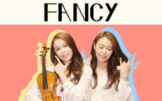 TWICE -FANCY VIOLIN COVER (by Jenny Yun)