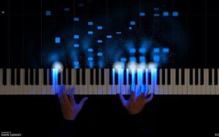【特效钢琴】西部世界主题曲 (Piano Cover) Ramin Djawadi - by Patrik Pietschmann