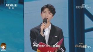 《2019寻找最美教师》公益活动颁奖典礼——最美讲述人王俊凯