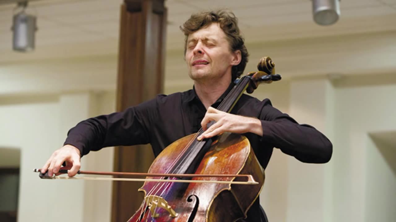 巴赫恰空 大提琴版 - Rustam Komachkov_嗶哩嗶哩 (゜-゜)つロ 干杯~-bilibili