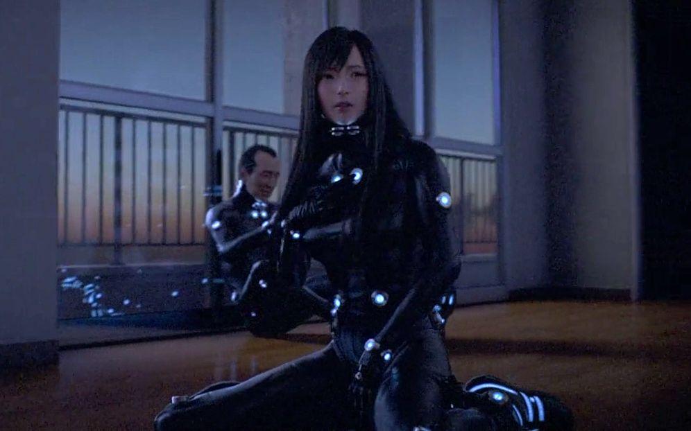 殺戮都市GANTZ:O波動女神蕾佳和杏出場全片段_嗶哩嗶哩 (゜-゜)つロ 干杯~-bilibili