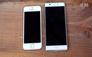 使用一年后的iphone5s对决泛泰A870测评 及对安卓和IOS的一些看法