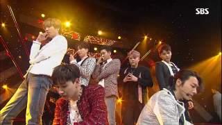 【Super Junior】嗯?成员互换part热跳Animals???