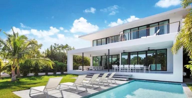 Mısırlı milyarder Mohammed Alsaloussi sevgilisi Şeyma Subaşı için Miami'den ev aldı!