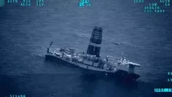 Görüntüler az önce paylaşıldı... Türk Donanması Doğu Akdeniz'de