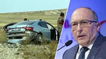Kültür ve Turizm Bakan Yardımcısı hayatını kaybetmişti... Kazanın nedeni ortaya çıktı
