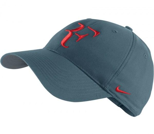 Nike - Roger Federer Hybrid Cap Grey Red