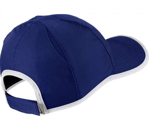 Nike - Featherlight Tennis Cap Blue White