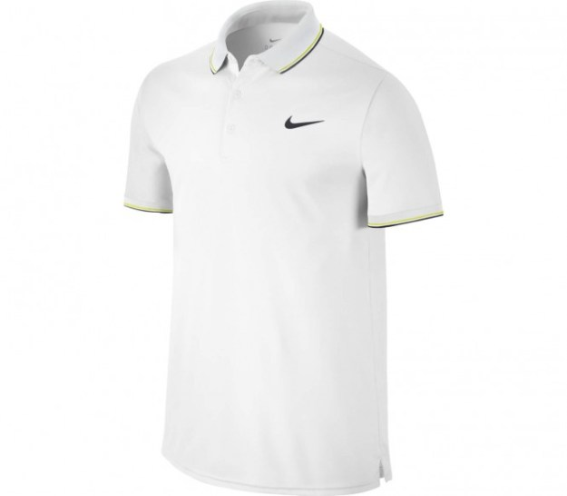 Nike - Court Herren Tennispolo (weiß) - XXL