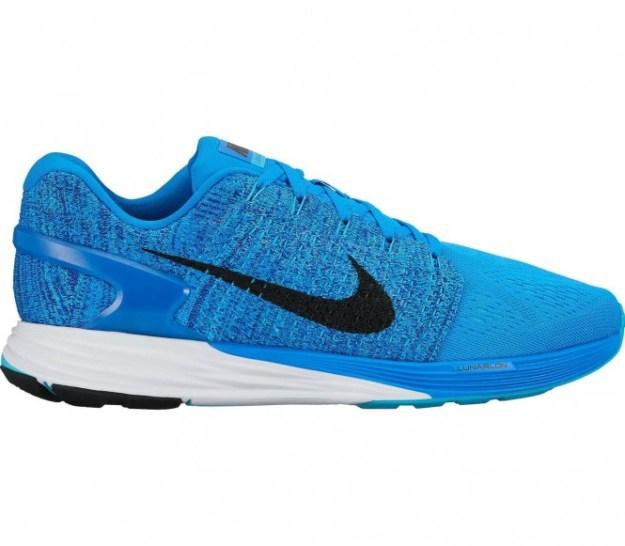 Nike - LunarGlide 7 Chaussures de running pour hommes (bleu/noir) - EU 45,5 - US 11,5