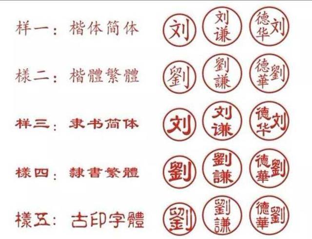 認印、實印。去日本留學前可別忘了帶上這兩個印章 - 每日頭條