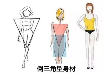 倒三角型身材女生穿衣技巧 - 每日頭條