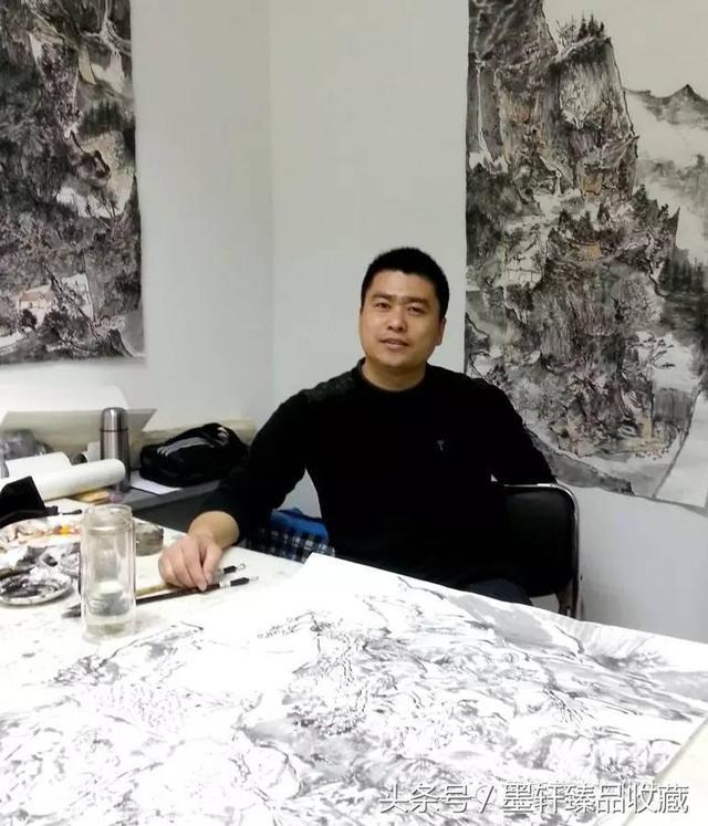 范揚眼中的|山水畫家武春玉 - 每日頭條