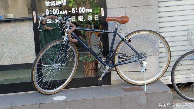 日本街頭的自行車,公主車和死飛最多,地鐵口自行車和國內一樣多 - 每日頭條