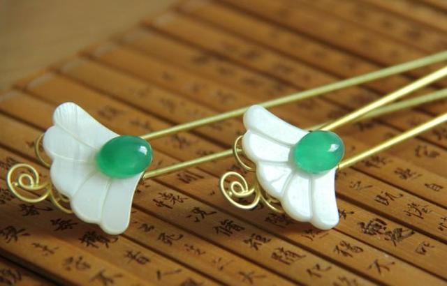 中國傳統的發簪與髮釵 - 每日頭條