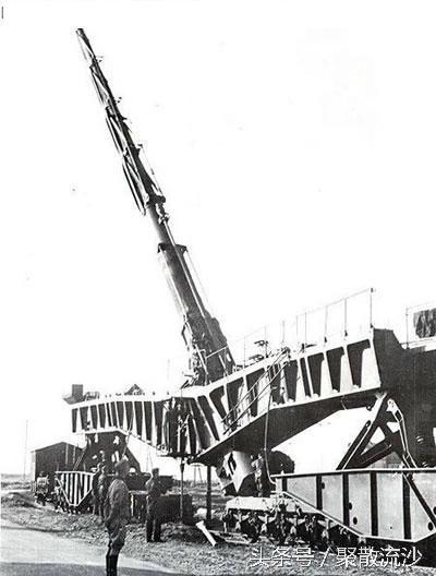 炮彈1.7噸,炮重60噸,口徑比古斯塔夫炮還大114mm - 每日頭條