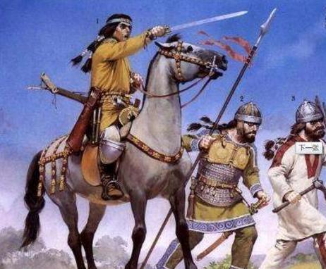 中國史上罕見的白人王朝:差點殺得中原無人煙,創始人曾是奴隸 - 每日頭條