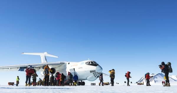 以後旅遊可以南極了,我國將在南極設永久機場,為國點讚 - 每日頭條