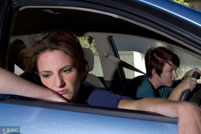 暈車怎麼辦,越好的車越容易暈車 - 每日頭條
