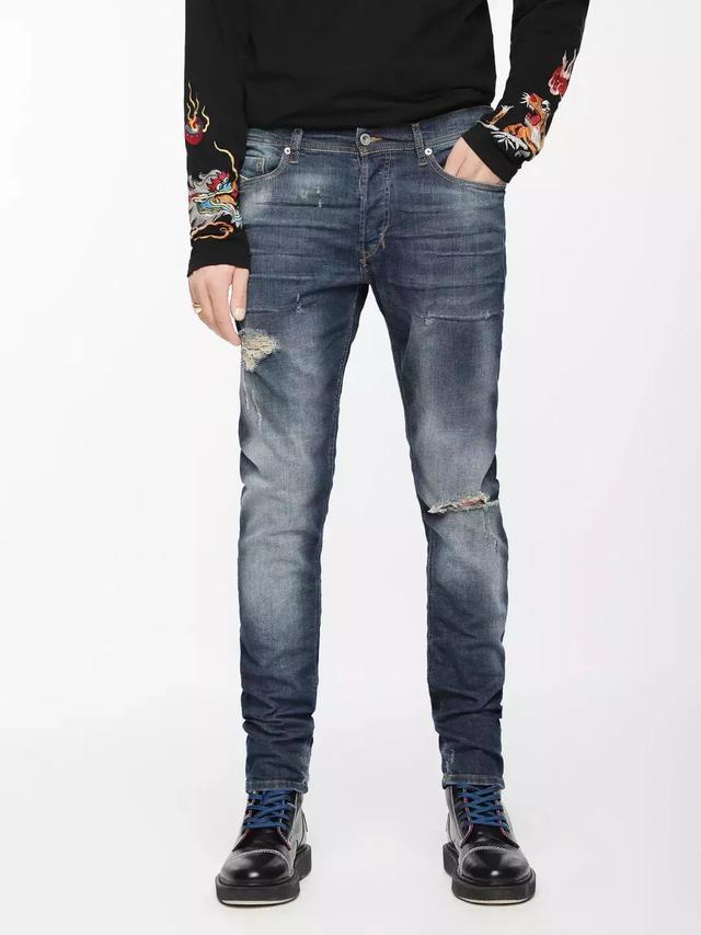適合中國人的牛仔褲。還得看 DIESEL - 每日頭條